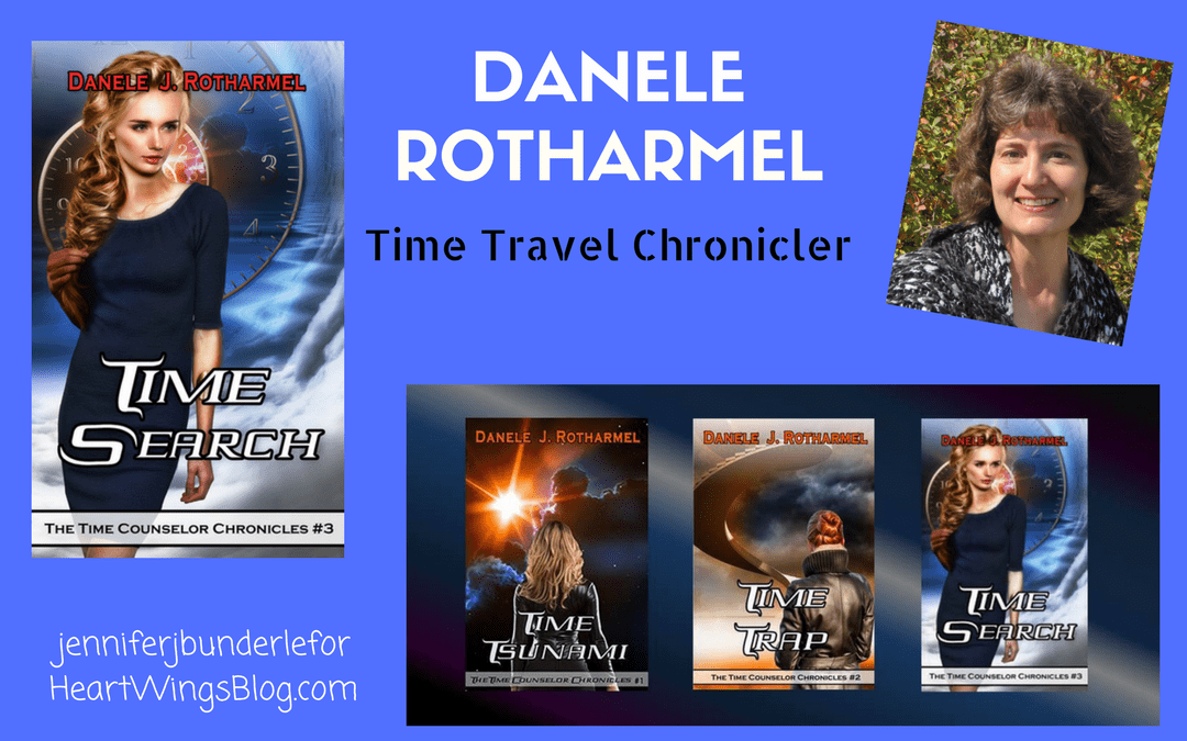 Danele Rotharmel brings Time Search into God's Timelessness