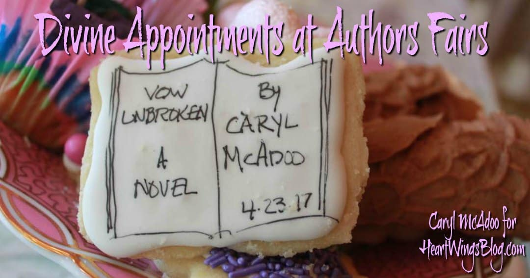 Divine Appointments at Authors Fair