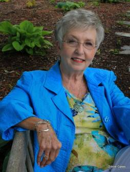 DiAne N. Gates, author of the Roped series of inspirational western adventure