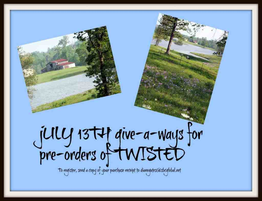 Newest book in the Roped series, Twisted, now available for pre order