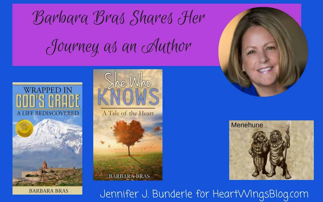 Barbara Bras – An Author's Journey