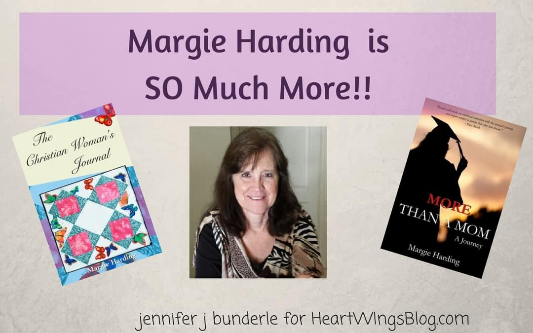 Margie Harding is SO Much More!