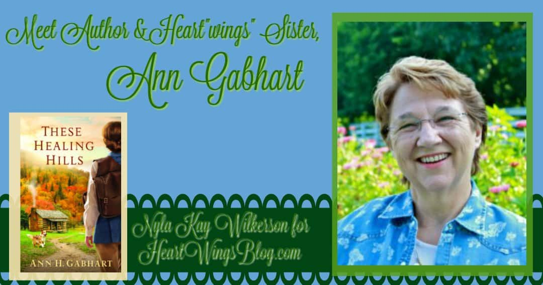 "Meet Author and Heart""wings"" Sister, Ann Gabhart"