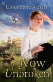 Vow Unbroken by Caryl McAdoo