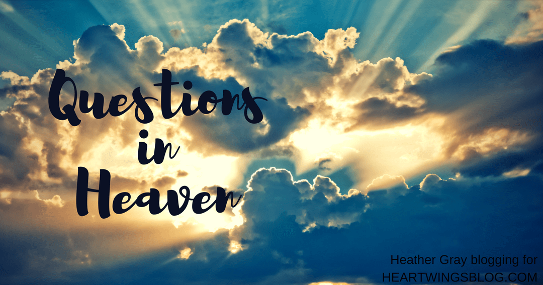 Questions in Heaven