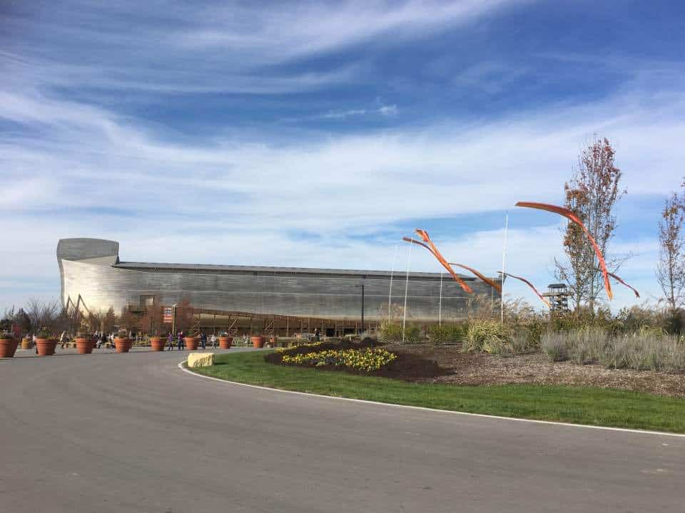 The Ark Encounter in Williamstown, Kentucky is a fabulous place to visit!