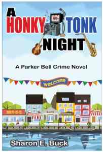 Sharon E. Buck, known for her unique brand of southern humor is the author of the Parker Bell Cozy Mysteries series is featured on HeartWingsBlog.com
