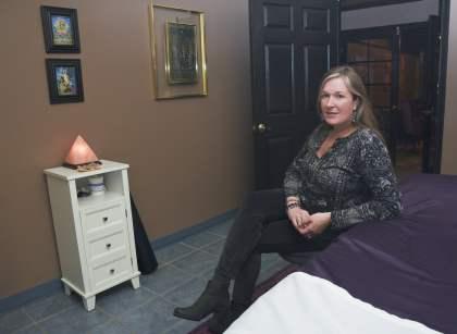 Greer Thompson licensed Swedish Massage Deep Tissue Reflexology Reiki