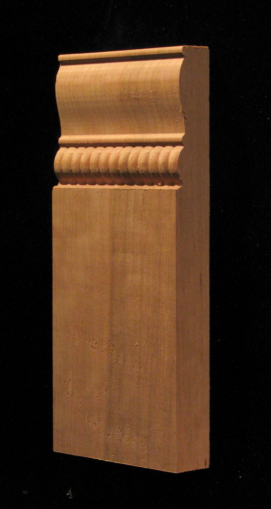 Decorative Wood Corner Blocks Rosettes Plinths and More