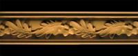 Crown Moulding - Acorns and Oak Leaves Wood Carved