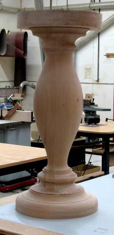 Large Profiled Post Columns Legs Newel Posts And Balusters