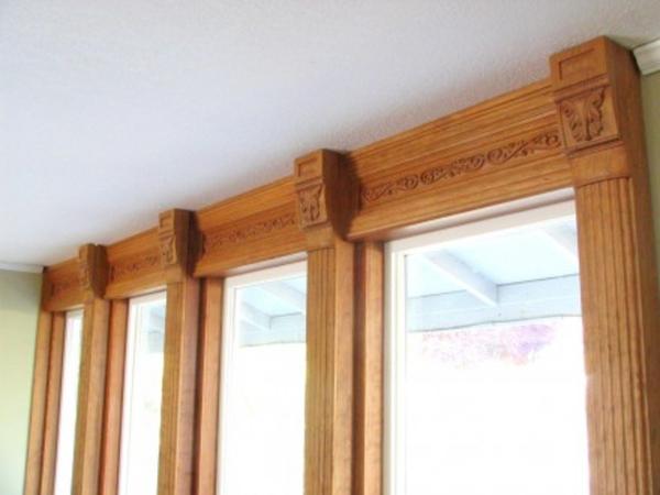Window Trim Installation Windows Doors Ceiling Trim