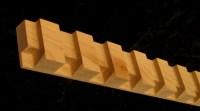 Detail Moulding - Dentil Carved Wood