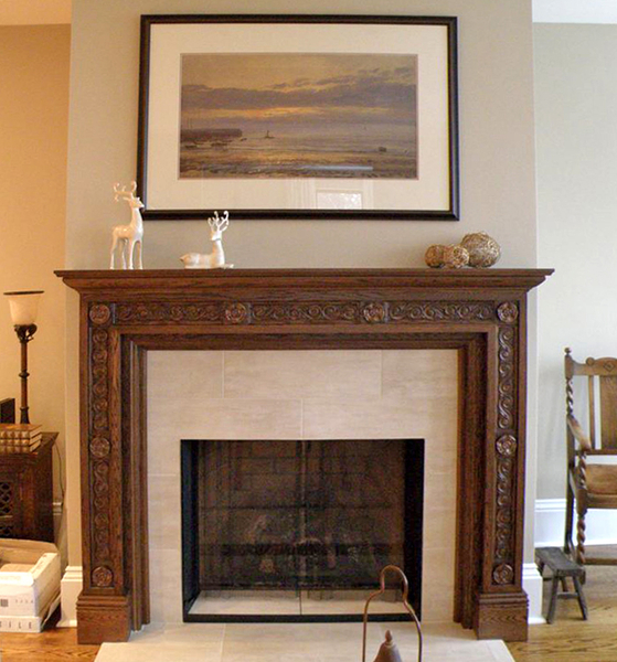 long kitchen islands table decorating ideas kirby fireplace molding | mantels