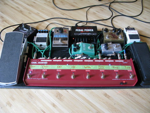 guitar pedalboard wiring diagram kawasaki brute force 750 2005 forums diy how to build a heartwood