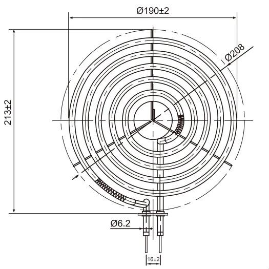 China Customized Stove Heating Element Suppliers