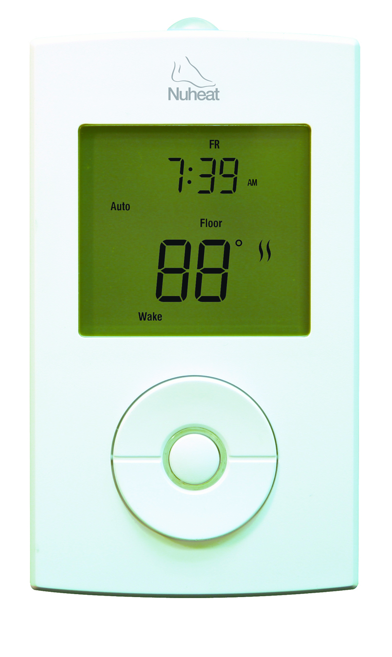 Wiring Nuheat Home Thermostat