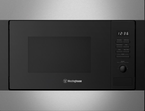 westinghouse 25l built in microwave
