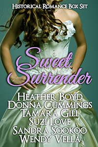 Sweet Surrender Boxed Set Cover Image