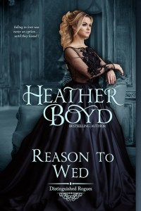reason to wed distinguished rogues series