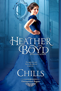Chills, distinguished rogues series book 1