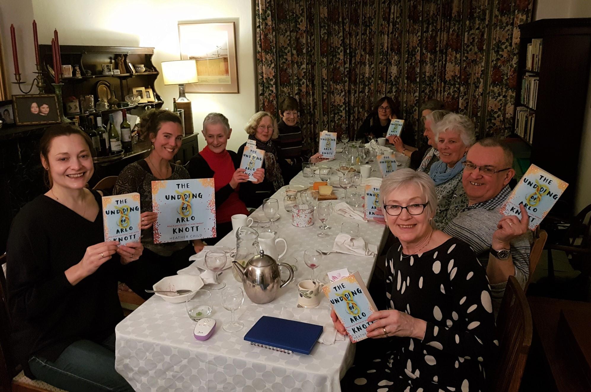 Newnham readers book group