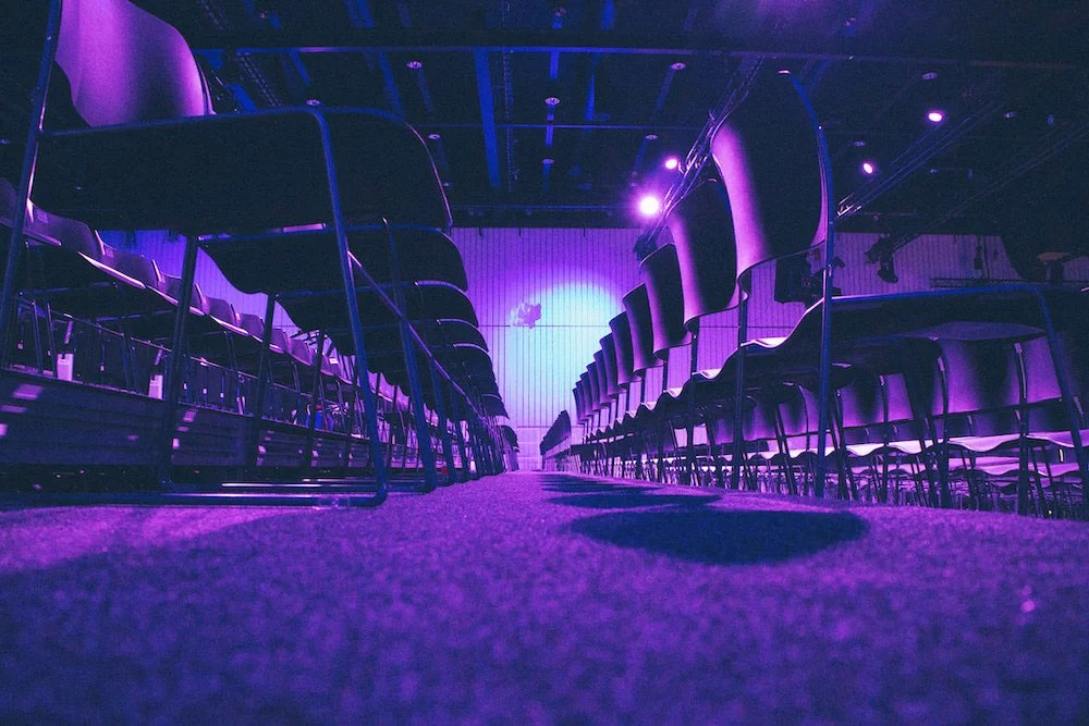 Conference by Benjamin Horn - Flickr Creative Commons
