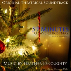 59 Minutes To Save Christmas Album Cover