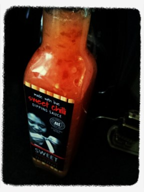 Sweet Mandarin Chili Sauce