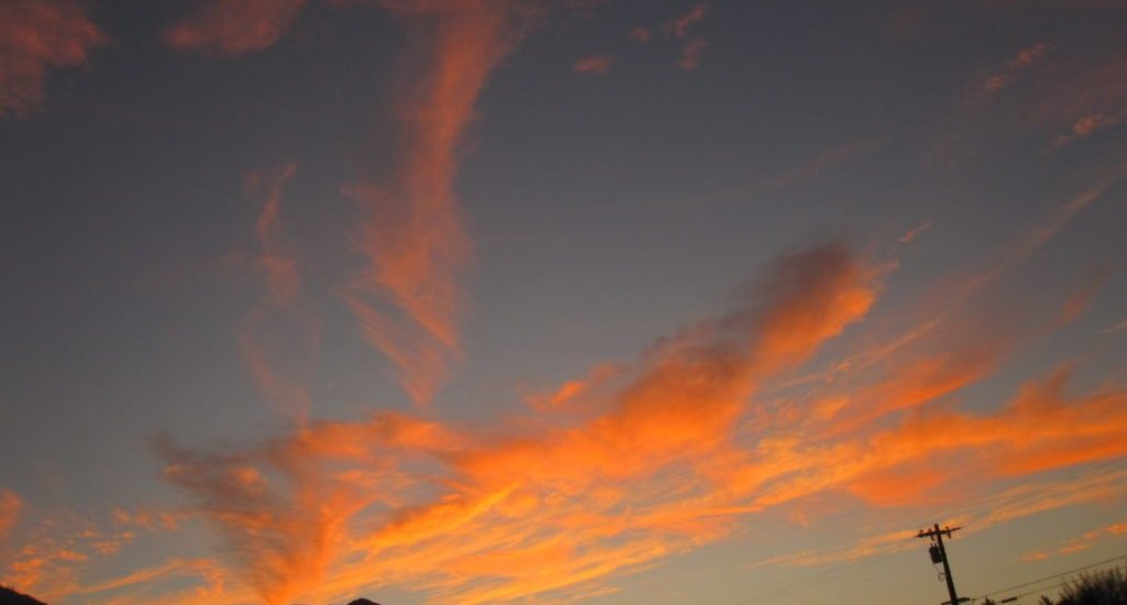 SUNSET ON LEMOYNE
