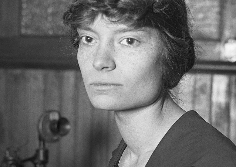 A YOUNG DOROTHY DAY