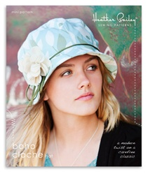 Heather Bailey Boho Cloche pattern