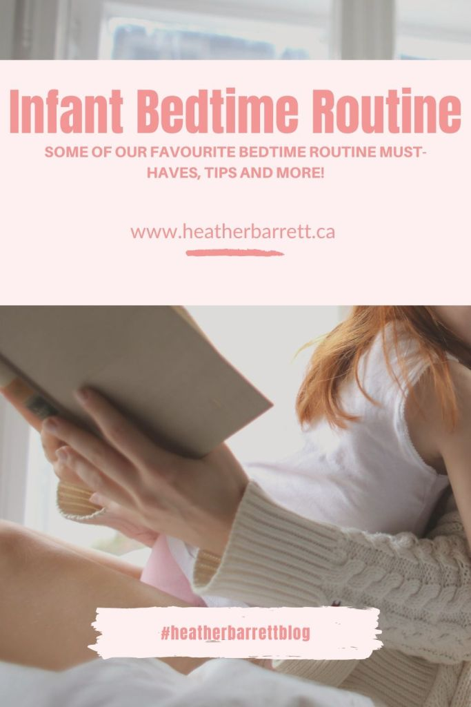 infant-bedtime-routine