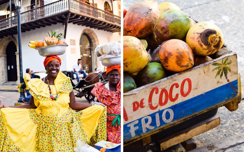 honeymoon in cartagena - cartagena travel guide - honeymoon in colombia