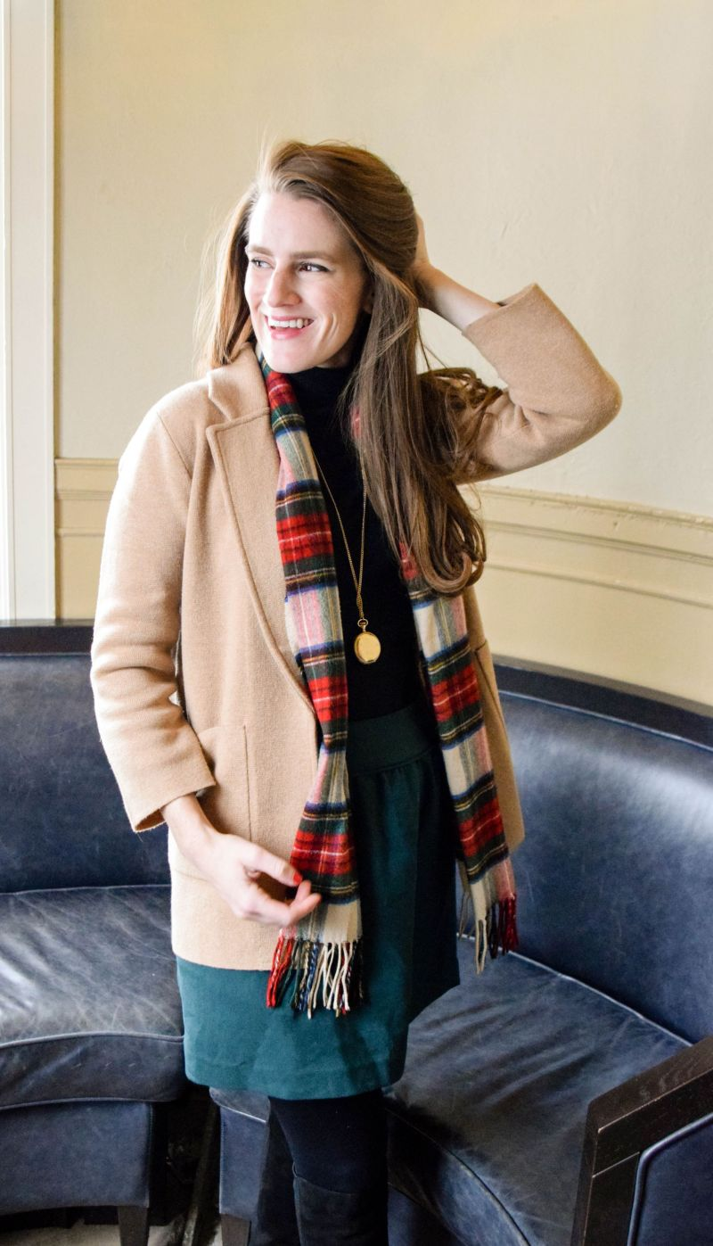 The Two Best Additions To My Winter Closet: J.Crew Sophie Blazer Review