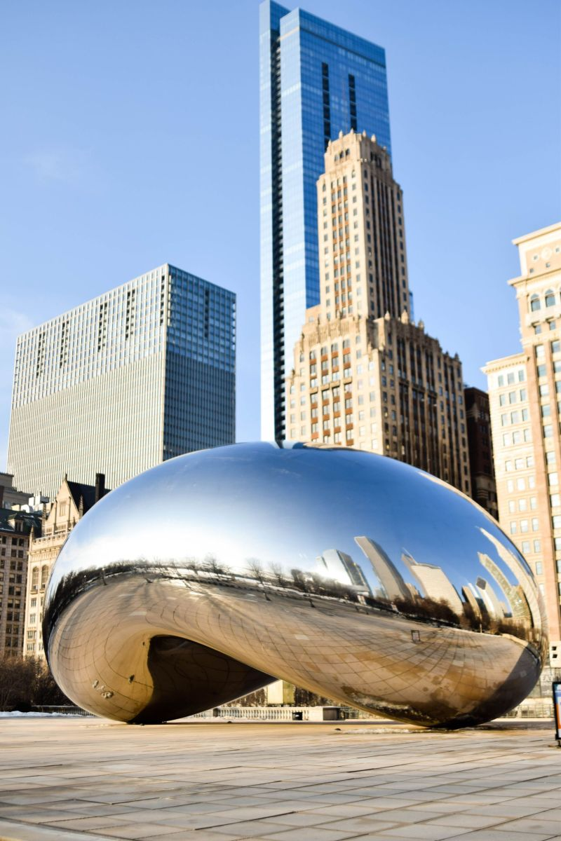 Where I've Been: Quick Trip to Chicago, IL