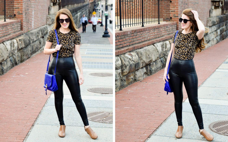 commando v spanx leather leggings - commando faux leather leggings
