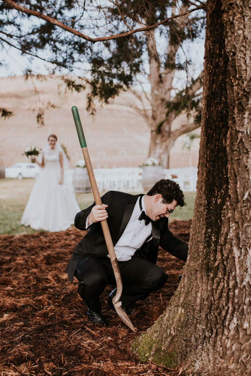 Burying the Bourbon: A Southern Wedding Tradition