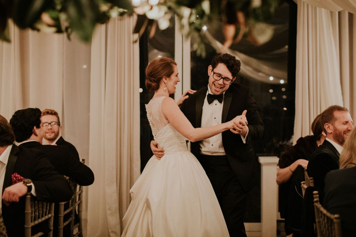 first dance - wedding first dance - first dance st. paul and the broken bones - farmhouse at veritas wedding