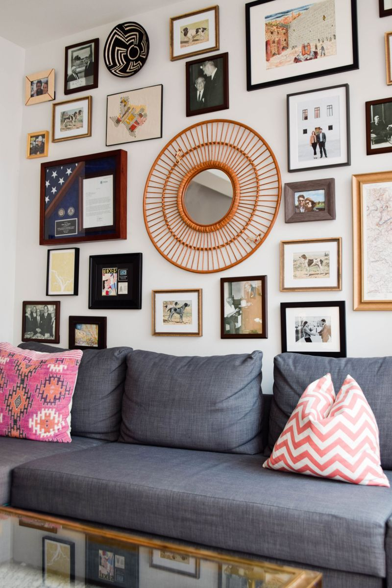 How to Plan and Create a Gallery Wall