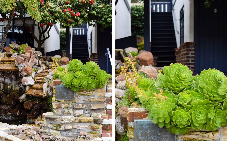 vagabond's house inn - carmel, california - carmel-by-the-sea - vagabond's house carmel
