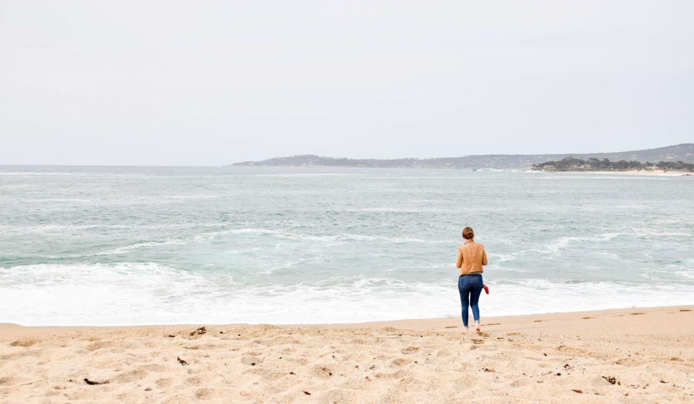 carmel-by-the-sea - monastery beach