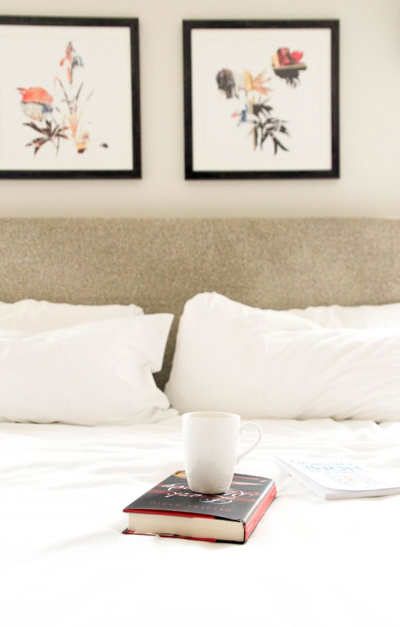 Bedside Reading and a Stay at Morrison House in Old Town Alexandria