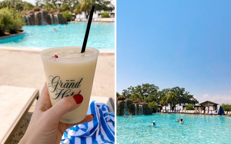 weekend on gulf coast of alabama - mobile bay - mobile alabama - fairhope alabama - grant hotel fairhope