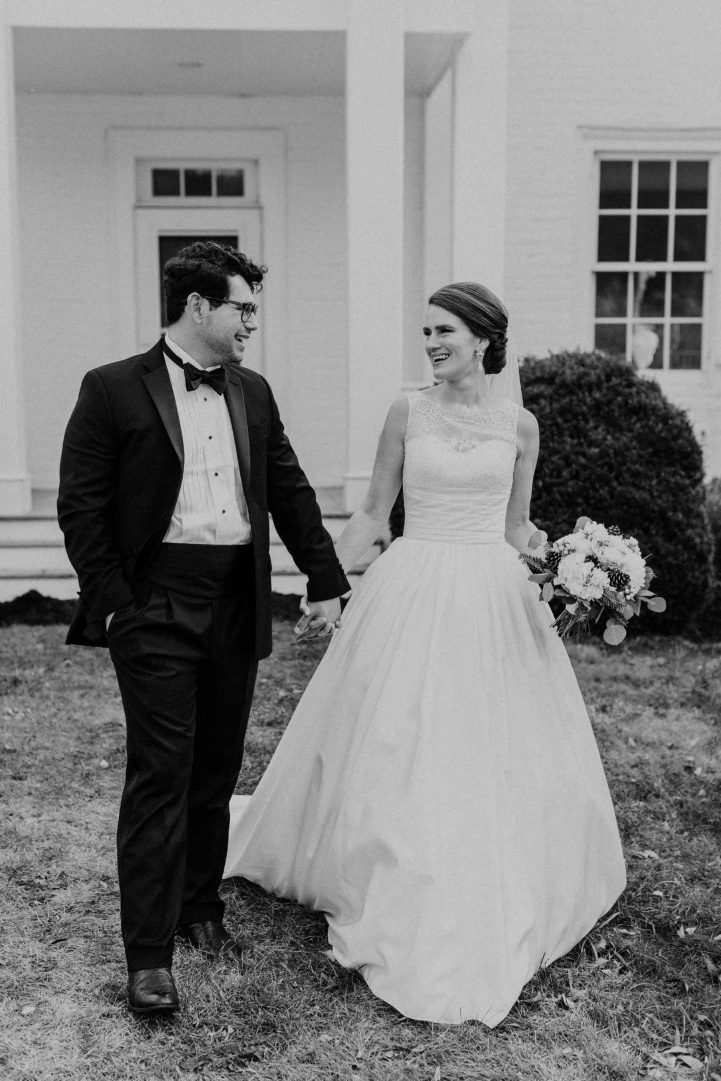 farmhouse at veritas wedding - charlottesville wedding - charlottesville winery wedding