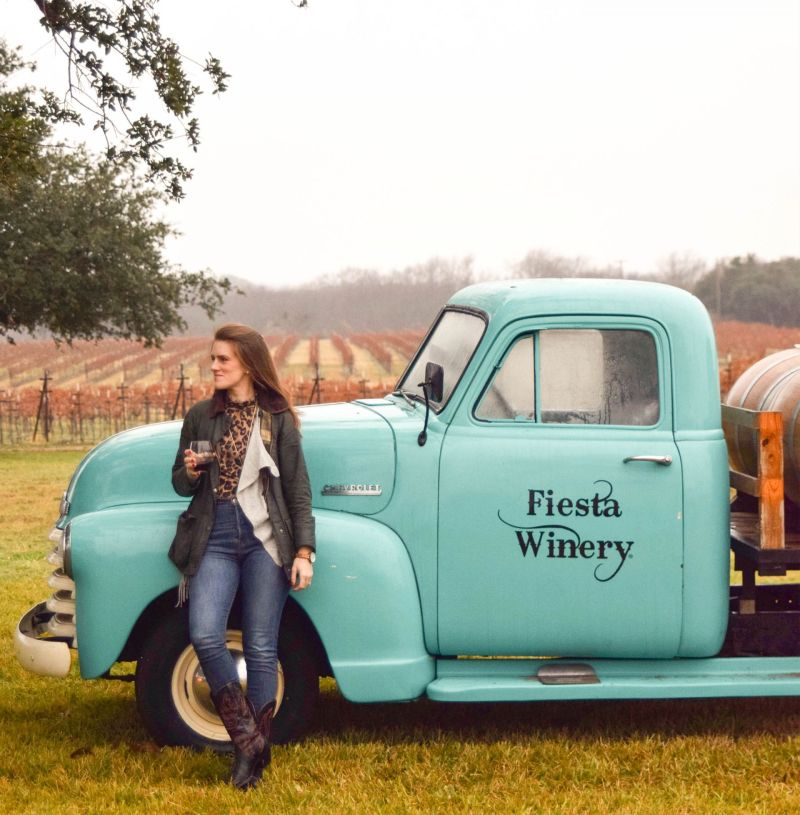Travel Guide: Texas Vineyards in the Hill Country