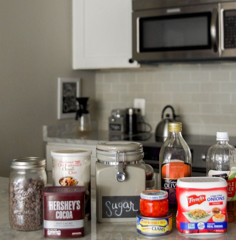 My Go-To Pantry Essentials to Keep On Hand (Always!)