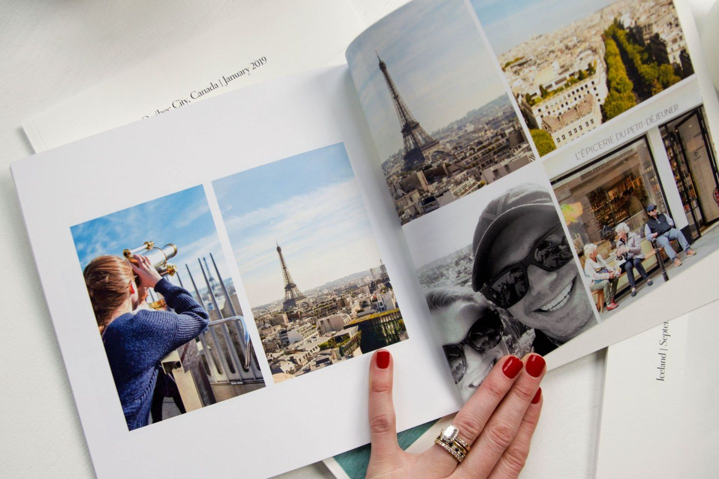 how to make a photo book with travel photos - artifact uprising photo book review - artifact uprising travel photo book