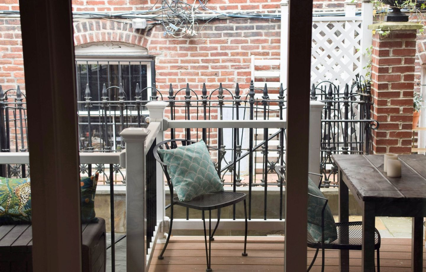 creating an outdoor room - redecorating our outdoor space - target outdoor finds - create an outdoor room