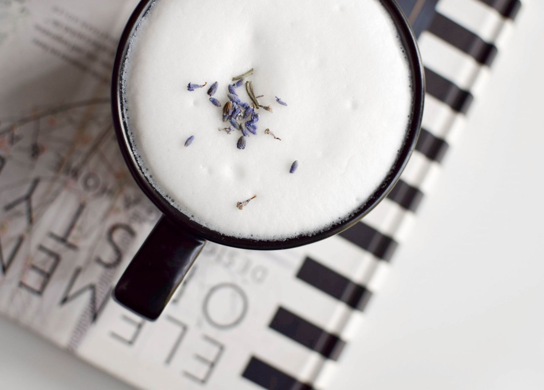 earl gray latte - lavender London fog recipe
